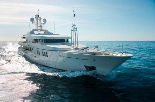 MERCURY - Amels 50m - 5 Cabins - Croatia - Split - Dubrovnik - Athens