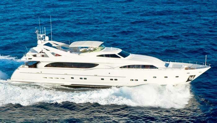 MAMBO - Ferretti 112 - 4 Cabins - Nassau - Marsh Harbour - Exumas - Bahamas
