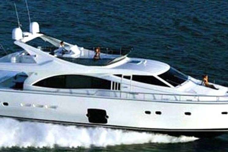 Charter Yacht MANACA - Ferretti 731 - 4 Cabins - Montenegro