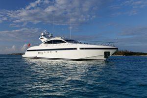 EVA - Mangusta 92 - 4 cabins(2 queen,1 king,1 double)- 2007 - Miami,Nassau