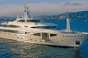 MARAYA - CRN Ancona 54m - 6 Cabins - French Riviera - Monaco - Sardinia - Athens - Marmaris