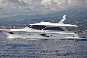 Marco Polo 78 - Day Charter Yacht - Taormina - Siracusa - Lipari
