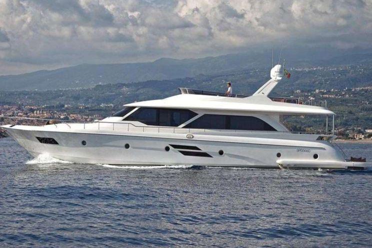 Charter Yacht Marco Polo 78 - Day Charter Yacht - Taormina - Siracusa - Lipari