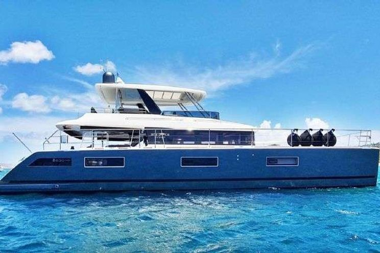 Charter Yacht MARE BLU - Lagoon 630 - 4 Cabins - Grenadines - Tortola - St Marten - BVI