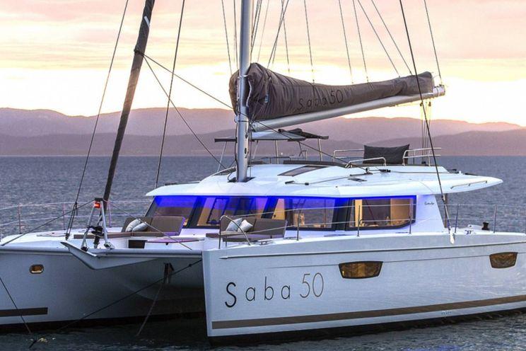 Charter Yacht MARIANN - Fountaine Pajot Saba 50 - 3 Cabins - St Thomas - St John - Virgin Gorda - Tortola:
