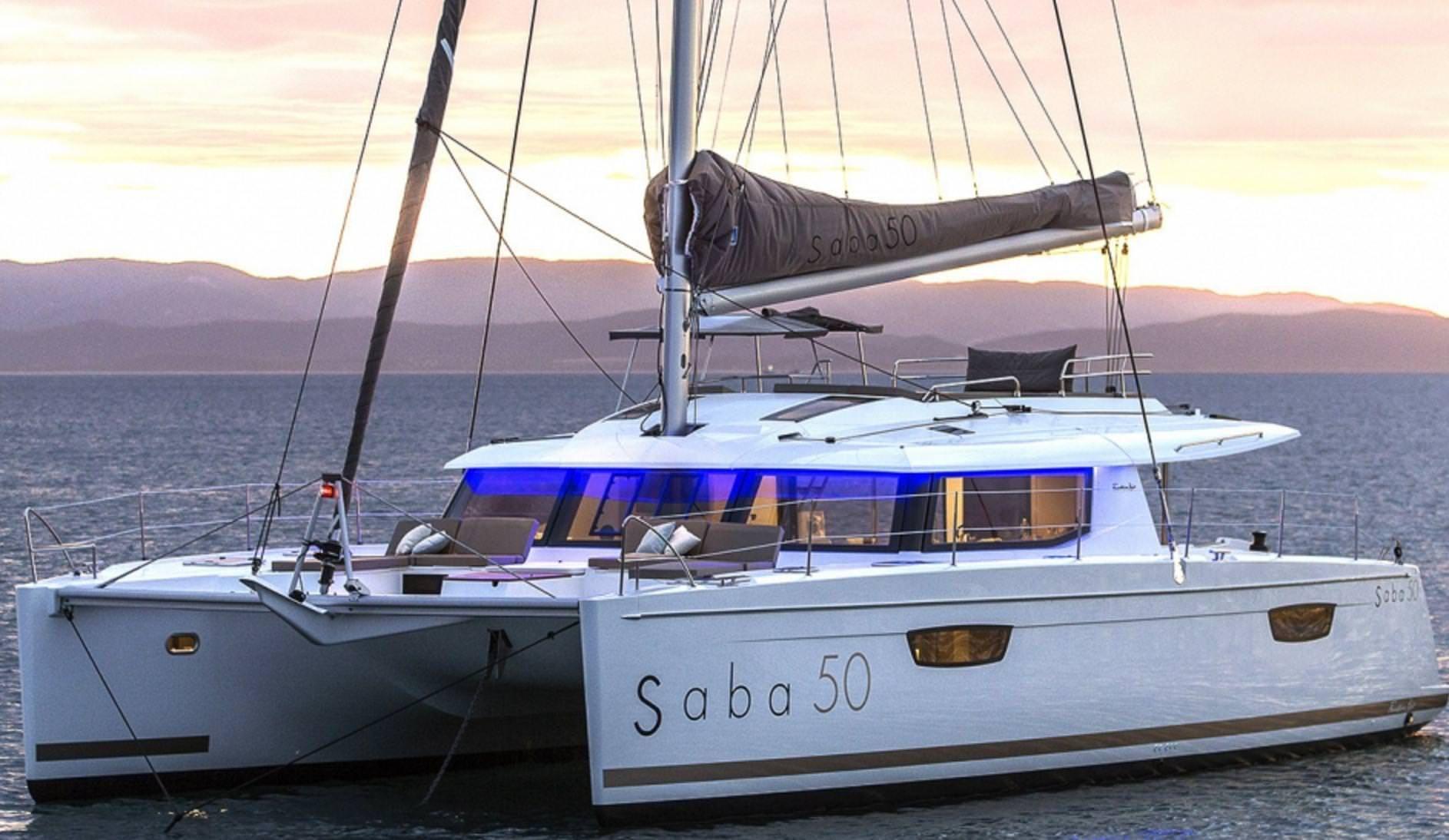 MARIANN - Fountaine Pajot Saba 50 - 3 Cabins - St Thomas - St John - Virgin Gorda - Tortola: