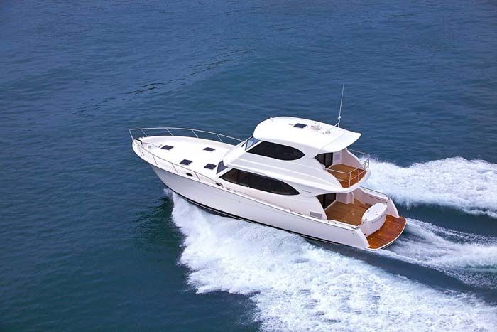 Maritimo 48 - Day Charter for 12 Guests or 3 Cabins Live Aboard - Phuket, Thailand