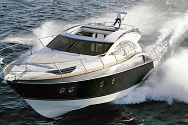 Charter Yacht Marquis 40 SC - 2 Cabins - Miami Day Boat Rental - Miami - South Beach - Biscayne Bay