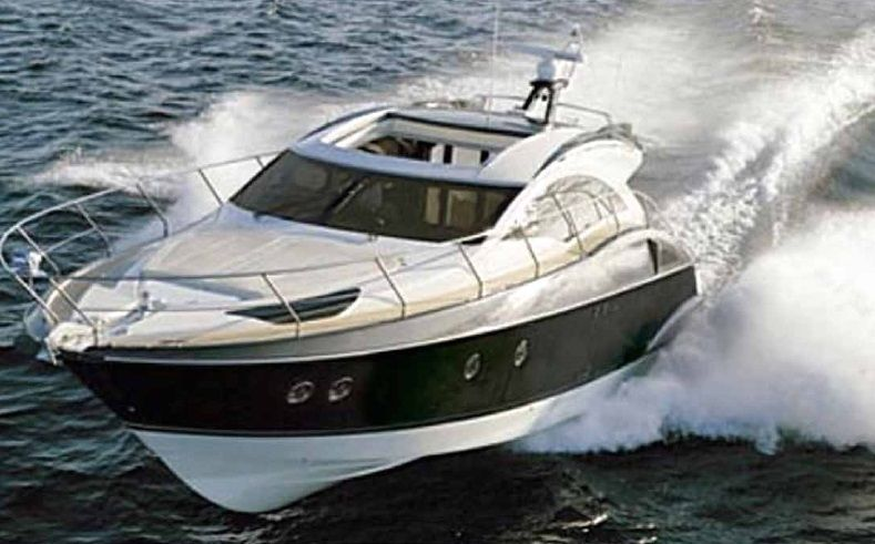 Marquis 40 SC - 2 Cabins - Miami Day Boat Rental - Miami - South Beach - Biscayne Bay