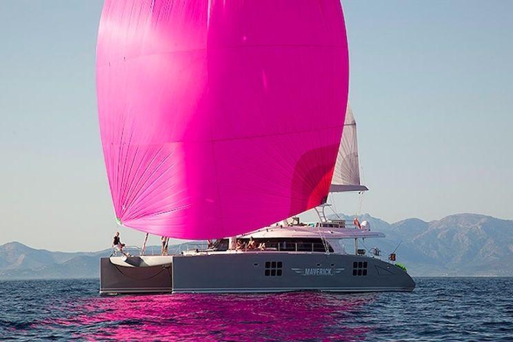 Charter Yacht MAVERICK - Sunreef 70 - 5 Cabins - British Virgin Islands - Tortola - St Martin - Nassau - Exumas
