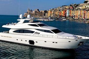 MAXI BEER - Ferretti 881 - 4 Cabins - Antibes - Cannes - St Tropez - Monaco - Villefranche