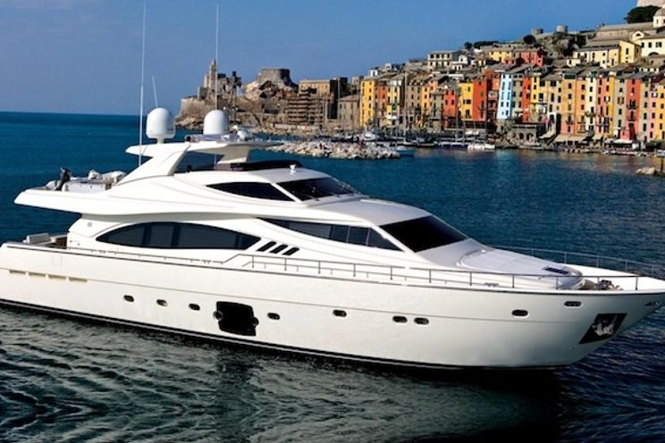 Charter Yacht MAXI BEER - Ferretti 881 - 4 Cabins - Antibes - Cannes - St Tropez - Monaco - Villefranche