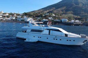 MAZUKI - Sanlorenzo 82 - 4 Cabins - Naples - Sardinia - Corsica - Porto Cervo