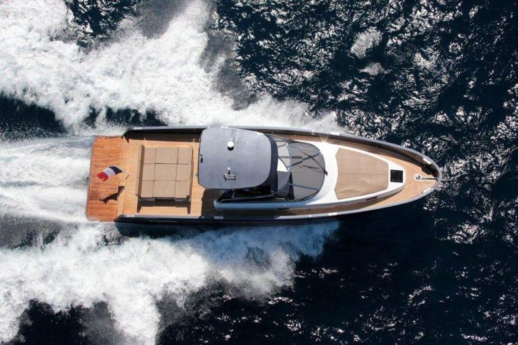 Charter Yacht Mediaco Yachts 48 - 2 Cabins - St Tropez - Cogolin - Port Grimaud