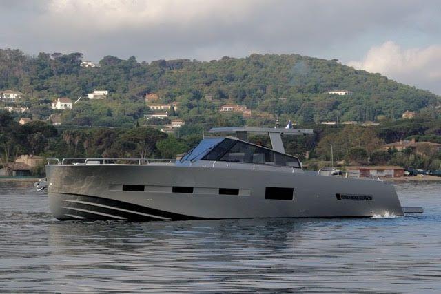 Mediaco Yachts 52 - Day Charter Yacht - St Tropez