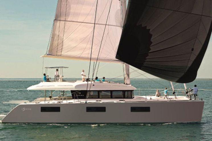 Charter Yacht MELARNIE - Lagoon 620 - 4 Cabins - Split - Trogir - Dubrovnik