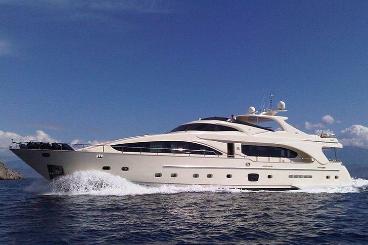 Charter Yacht MERVE - Incetrans 110 - 5 Cabins - Bodrum - Marmaris - Gocek
