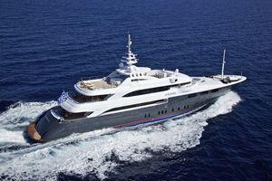 MIA RAMA - Golden Yachts 176 - 7 Cabins - Greece - Athens - Mykonos