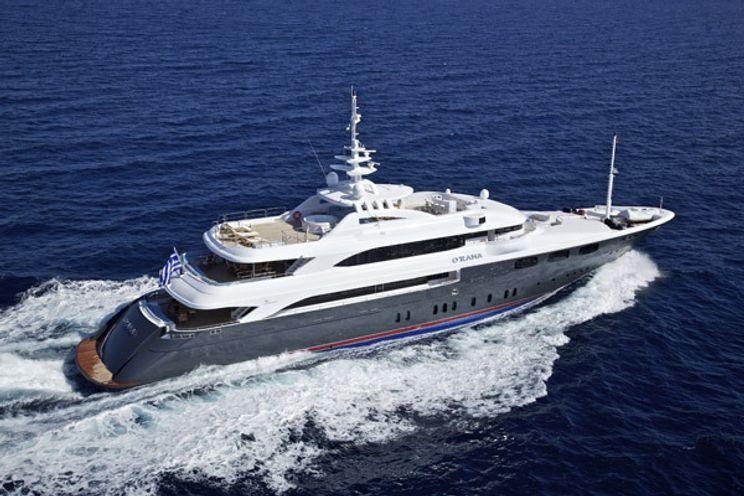 Charter Yacht MIA RAMA - Golden Yachts 176 - 7 Cabins - Greece - Athens - Mykonos