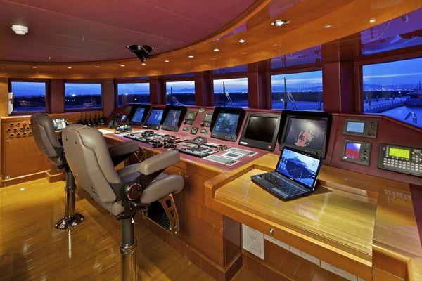 MIA RAMA Golden Yachts 176 Flybridge