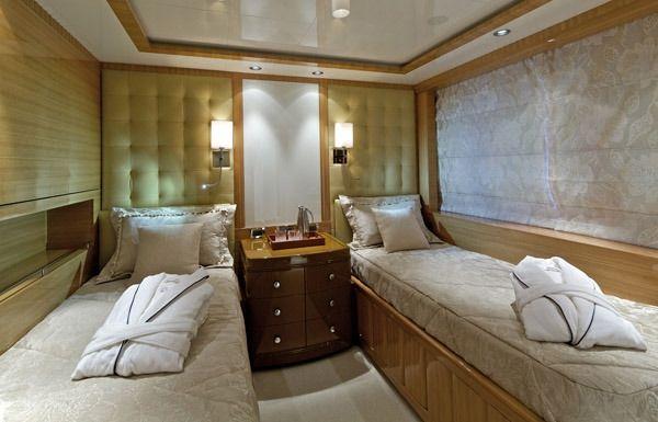 MIA RAMA Golden Yachts 176 Twin