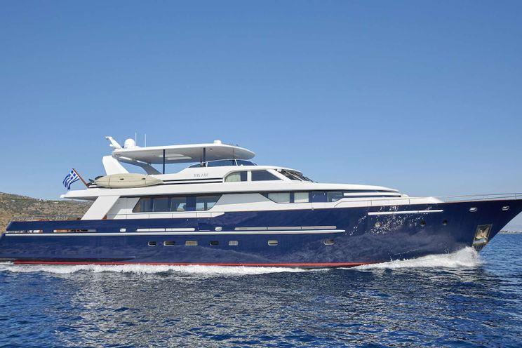 Charter Yacht MIA ZOI - Vitters 31m - 4 Cabins - Athens