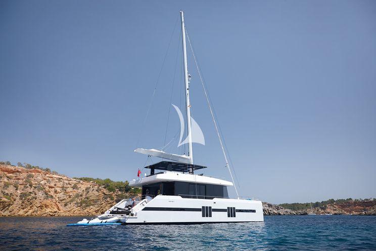 Charter Yacht MIDORI - Sunreef Supreme 68 - Balearics - Ibiza - Palma
