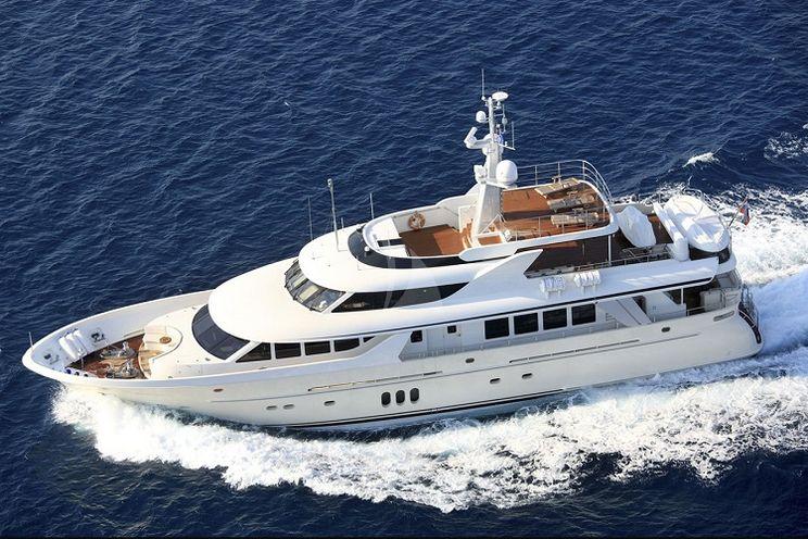 Charter Yacht MILAYA - Timmerman 33 - 4 Cabins - Dubrovnik - Split - Tivat