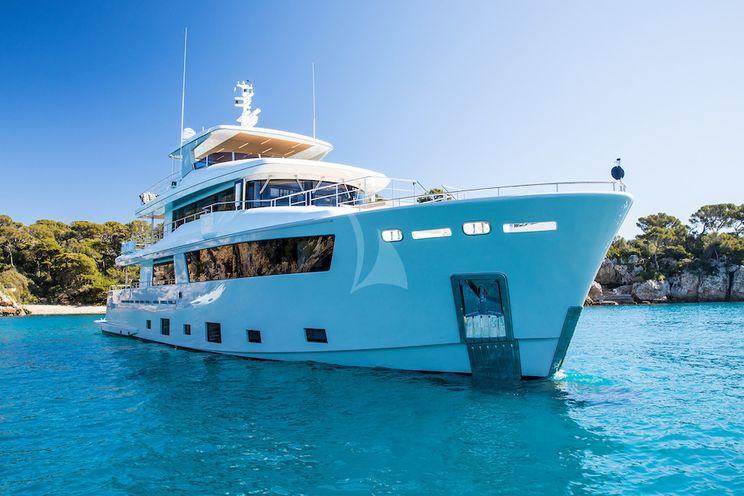 Charter Yacht MIMI LA SARDINE -  Cantiere Delle Marche 33m - 5 Cabins - Cannes - Monaco - St Tropez