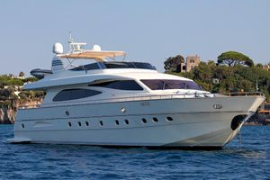 MINOU - Canados 86 - 4 Cabins - Naples - Sorrento - Ischia - Capri - Amalfi Coast - Italy