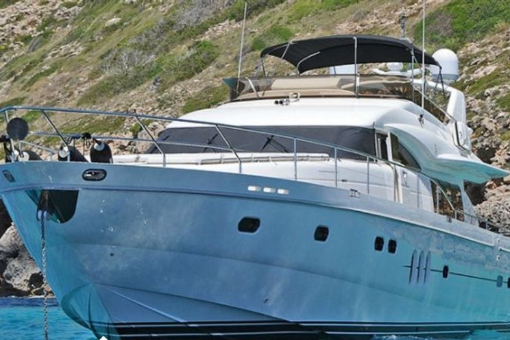 Charter Yacht MISS KATE - Princess 23m - 4 Cabins - Mallorca