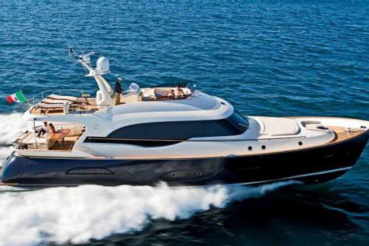 Charter Yacht Mochi Craft 74- Day Charter - St Barths - Anguilla
