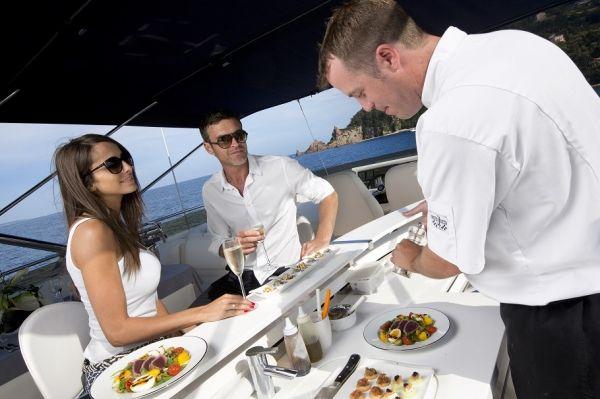 MOLLY MALONE Princess 95 Luxury Motoryacht Al Fresco