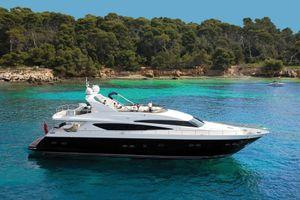MOLLY MALONE - Princess 95 - 4 Cabins - Cannes - St Tropez - Monaco