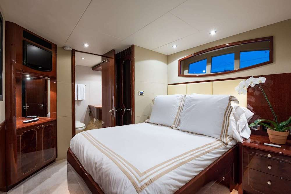 MONEY FOR NOTHING Lazzara 115 Double Cabin