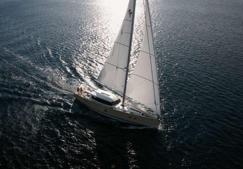 Moody 62DS - 3 Cabins - Ajaccio - Corsica