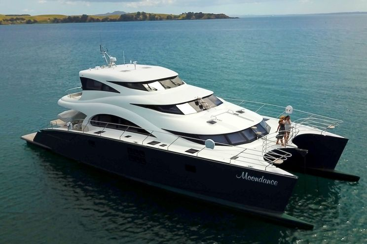 Charter Yacht MOONDANCE - Sunreef 70 - 3 Cabins - Auckland - New Zealand