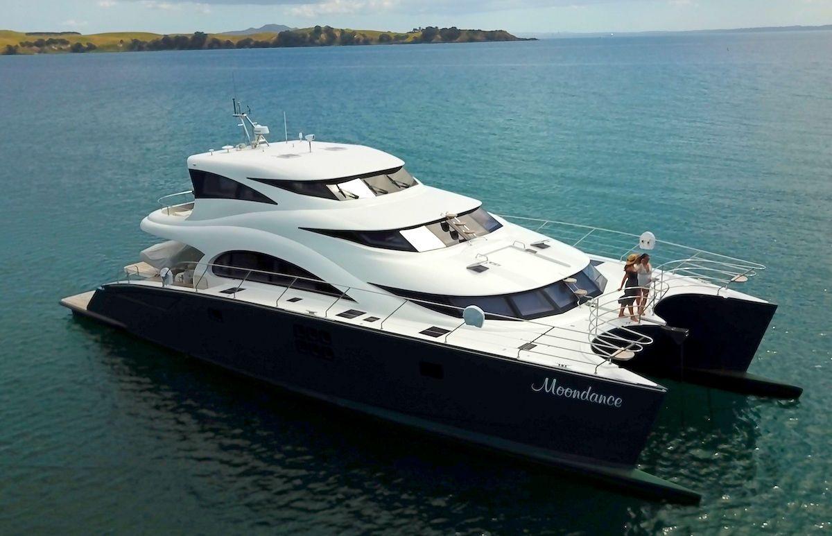 MOONDANCE - Sunreef 70 - 3 Cabins - Auckland - New Zealand