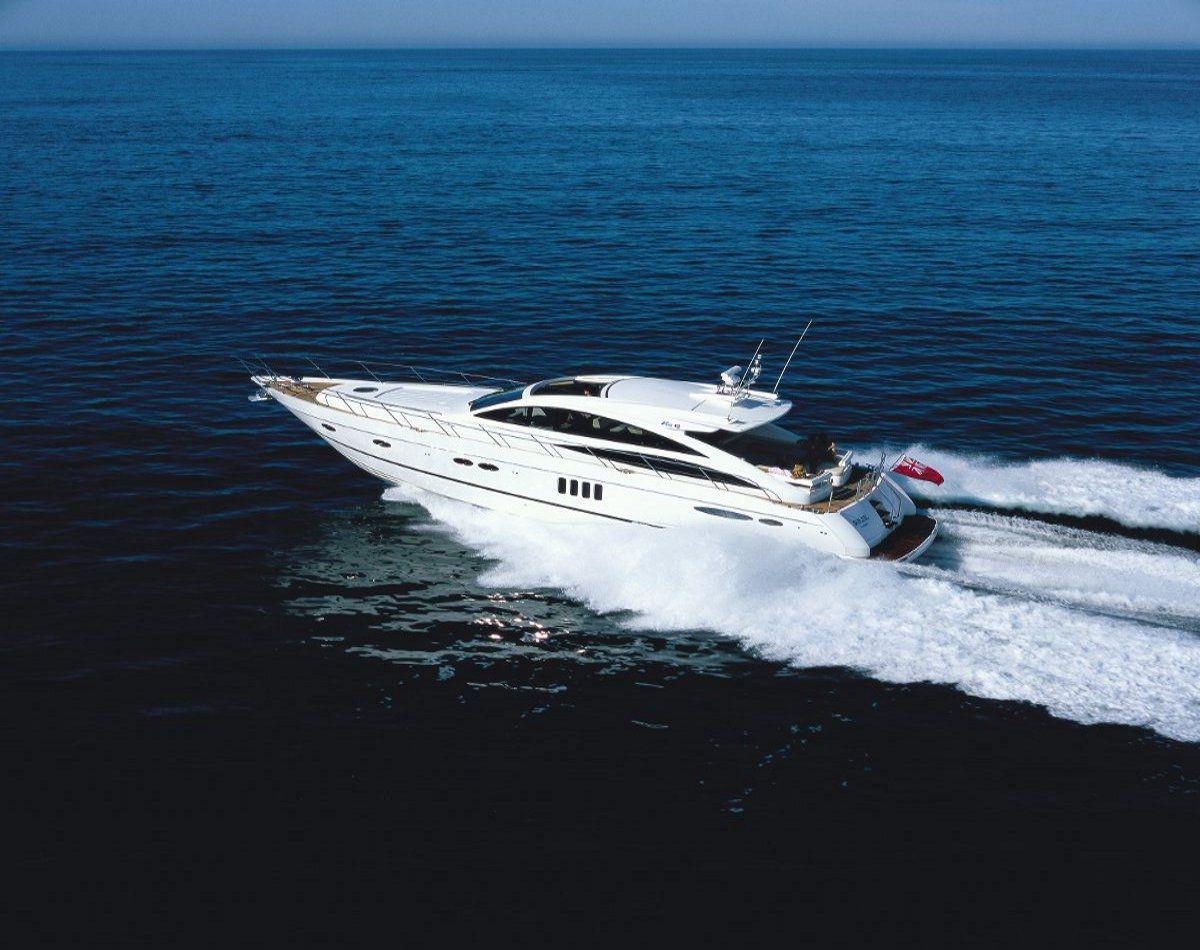 MORGANE - 3 Cabins - Princess V65 - Ajaccio - Bonifacio - Porto Cervo