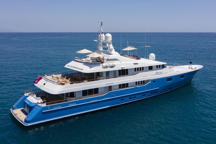 Charter Yacht MOSAIQUE - Proteksan 50m - 6 Cabins - Monaco - Cannes - Antibes - St Tropez - Villefranche