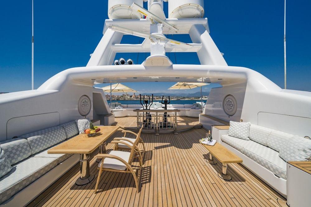 Mosaique top deck