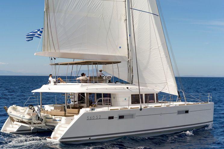 Charter Yacht MOYA - Lagoon 560 - 5 Cabins - Athens - Mykonos - Paros