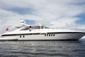 MR M - Mangusta 80 - 3 cabins - French Riviera - Cannes - St Tropez - Monaco