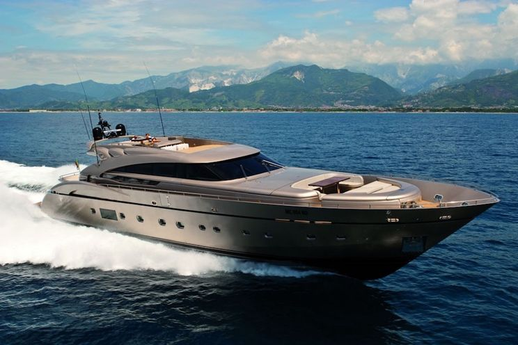 Charter Yacht MUSA - AB Yachts 116 - 5 Cabins - Porto Cervo - Poltu Quatu - Cala di Volpe - La Maddalena
