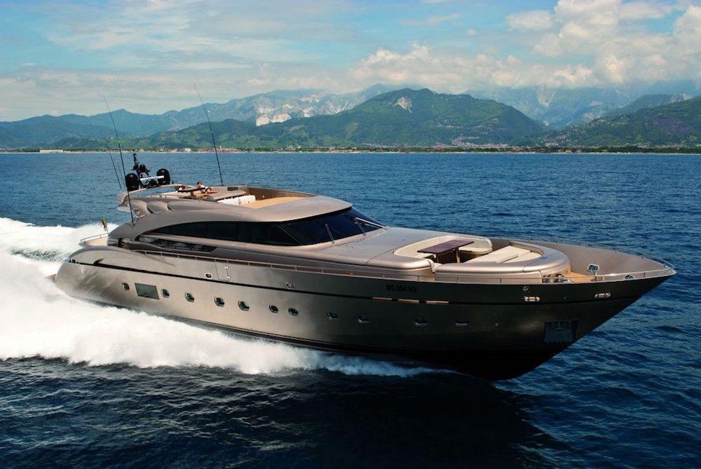MUSA - AB Yachts 116 - 5 Cabins - Porto Cervo - Poltu Quatu - Cala di Volpe - La Maddalena