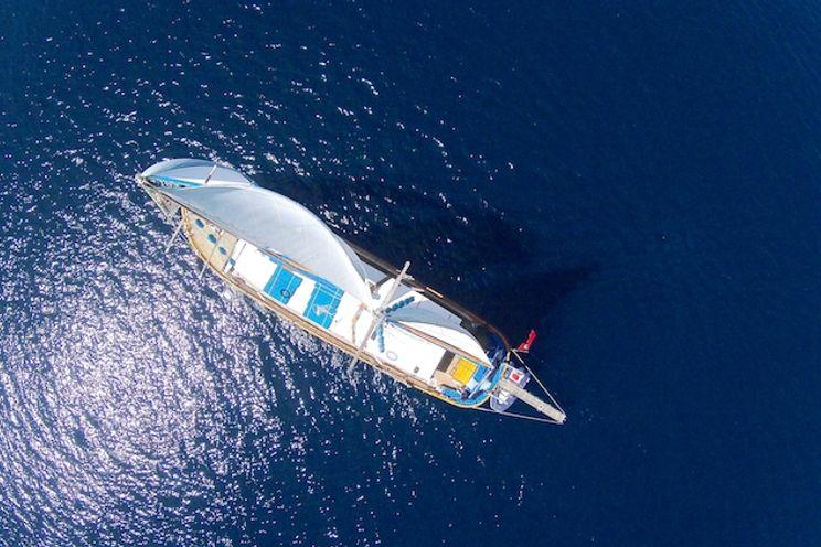 Charter Yacht MUSANDIRA II - Gulet - 6 Cabins - Bodrum - Gocek - Marmaris - Turkey