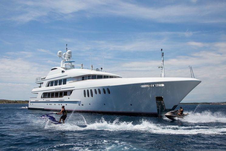 Charter Yacht MUSTIQUE - Trinity Yachts 180 - 6 Cabins - Dubrovnik - Split - Tivat