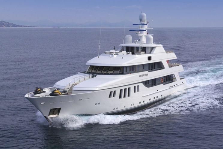 Charter Yacht MY LITTLE VIOLET - Abeking & Rasmussen 149 - 5 Cabins - Cannes - Monaco - Genoa - Porto Cervo