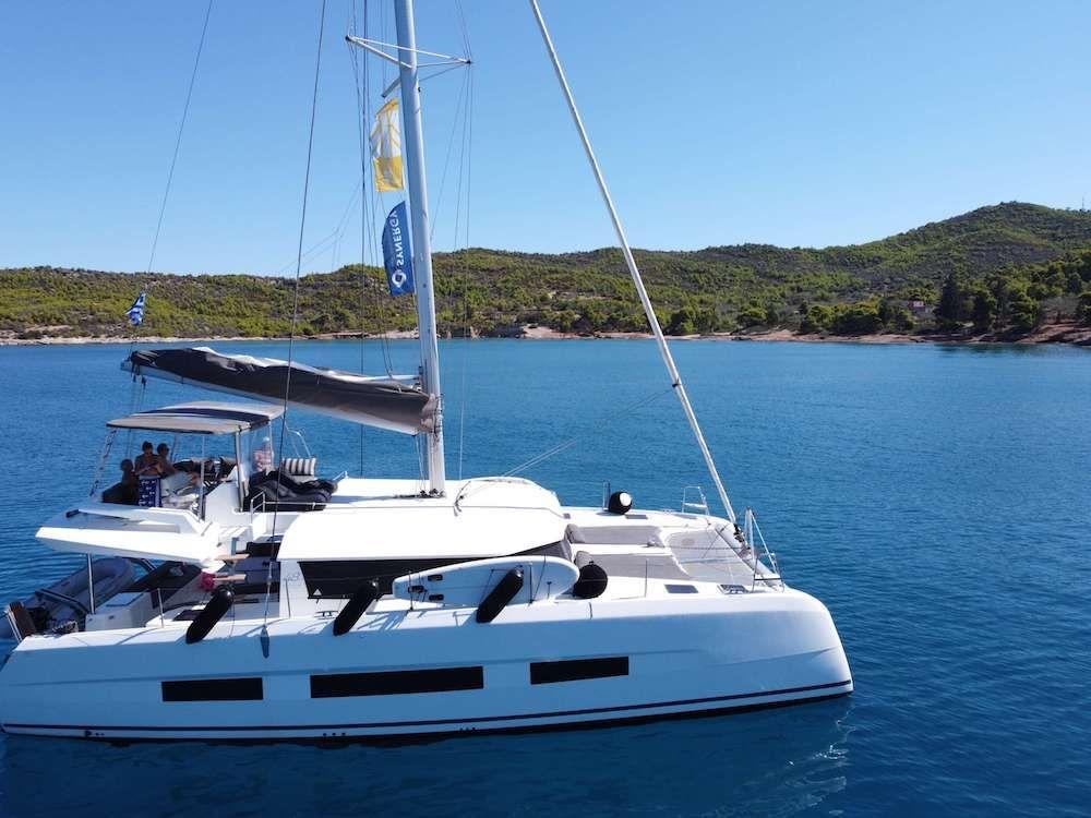 MY BLUE HEAVEN - Dufour 48 - 5 Cabins - Athens - Mykonos - Paros