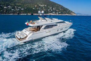 MYSELF - Guy Couach 72 - 4 Cabins - Ponza - Ischia - Capri - Amalfi